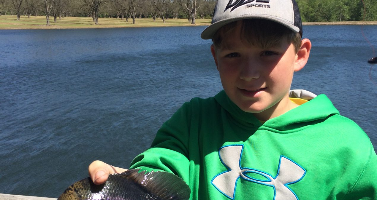 Georgia Fishing Report: April 22, 2016