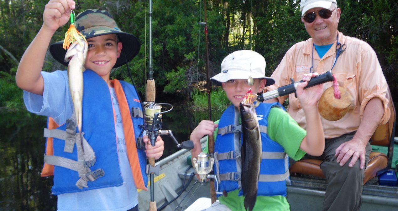 Georgia Fishing Report: July 29, 2016