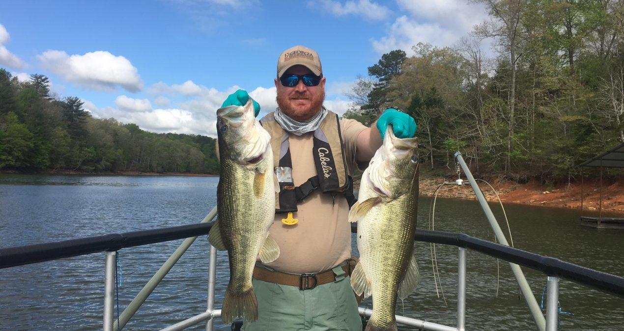 Georgia Fishing Report: April 28, 2017