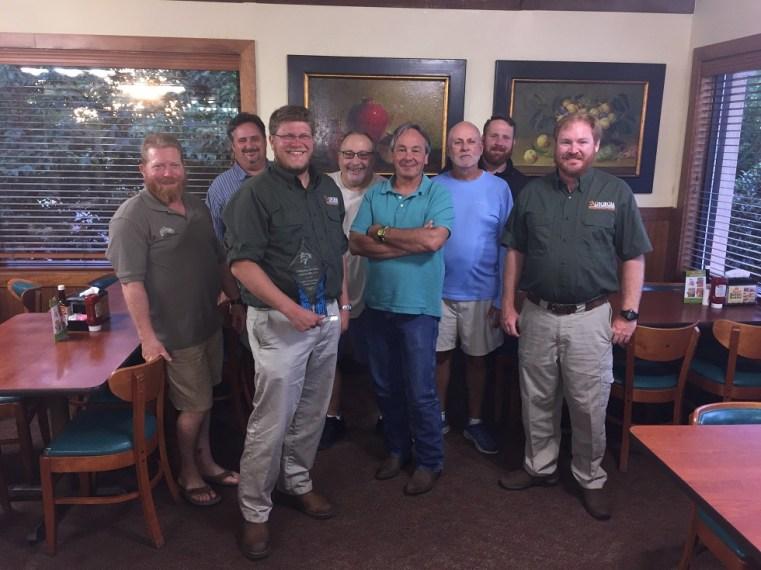 Lanier Striper Recognition 2017 pic1