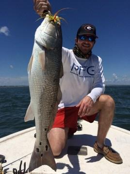 SE GA IMG_3086 Scout Carter Redfish