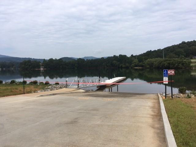 MayorsParkBoatLanding LakeChatuge Ramp