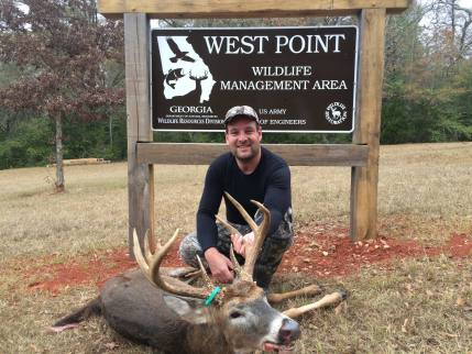 west point whitetail