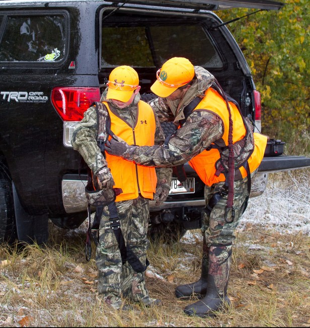 HuntingHarness PhotoCredit NSSF