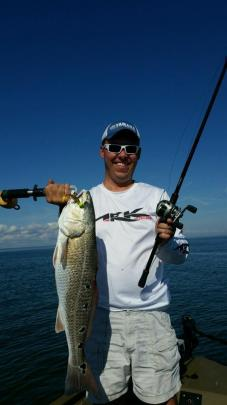 SE GA Michael Deen Redfish IMG951951