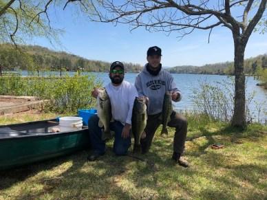 bass burton canoe duo Apr 2018
