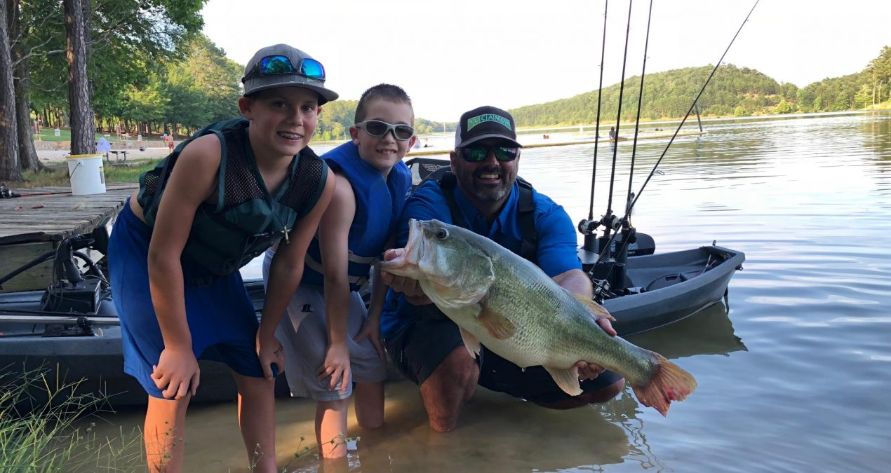 Georgia Fishing Report: June 29, 2018