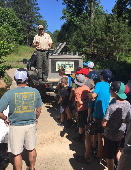 2018 Cherokee Co. Fish Camp