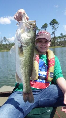 SE GA Trent - 23 inch Bass - IMGP0106