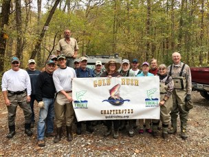 trout stocking Ami DH JeffS and GoldrushTU 11-1-17small