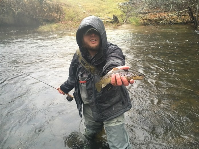 Brown Trout, Smith DH