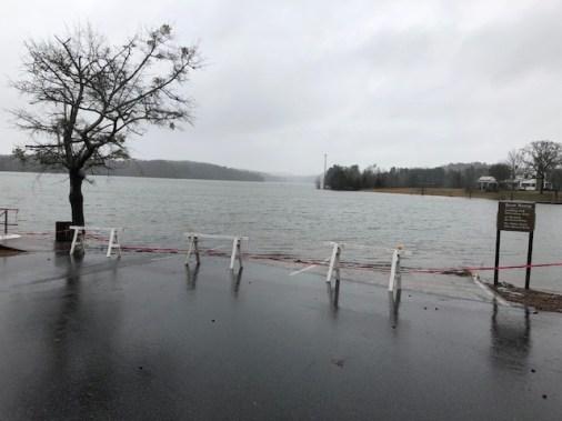 Lake Lanier: Sardis Boat Ramp
