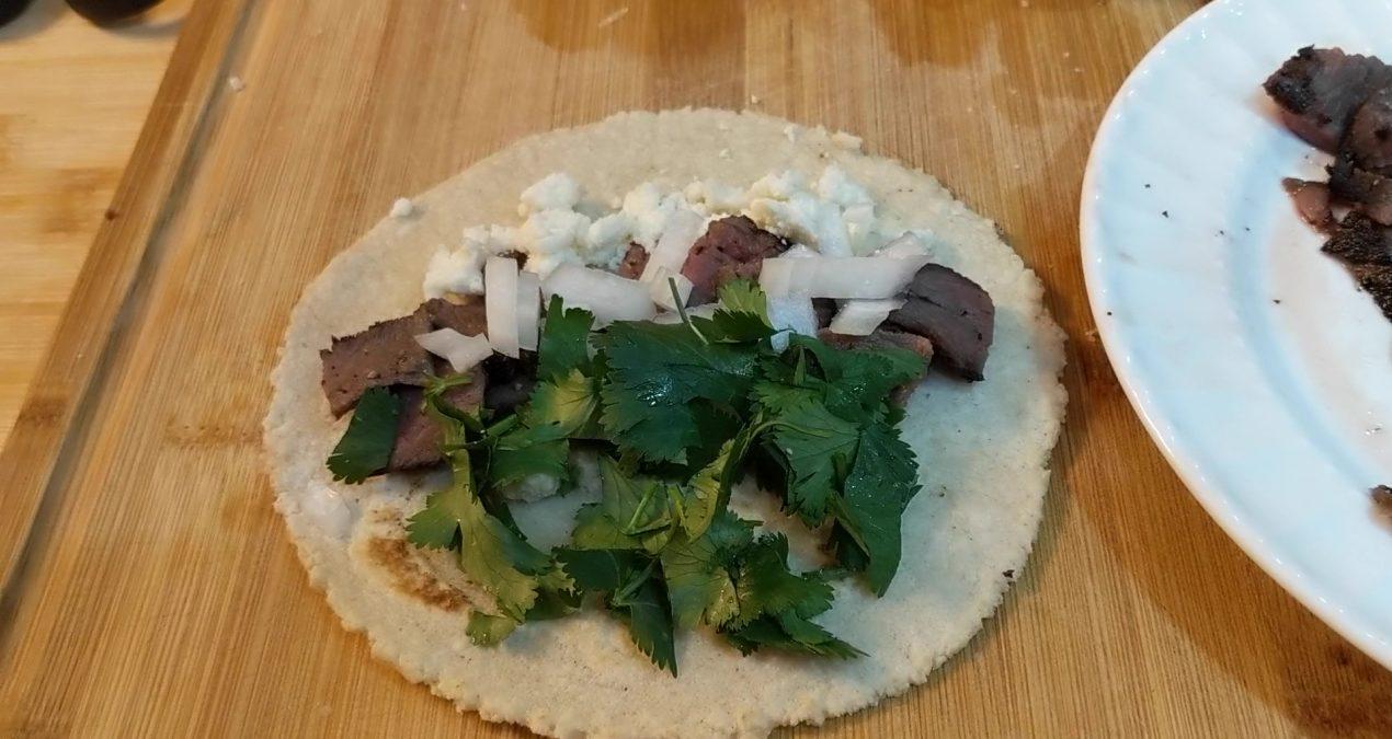 Elk Tacos Recipe