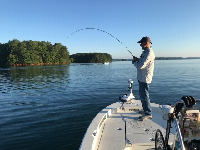 Georgia Fishing Report: June 21, 2019