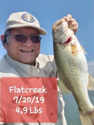 Central FlatCreek Bass