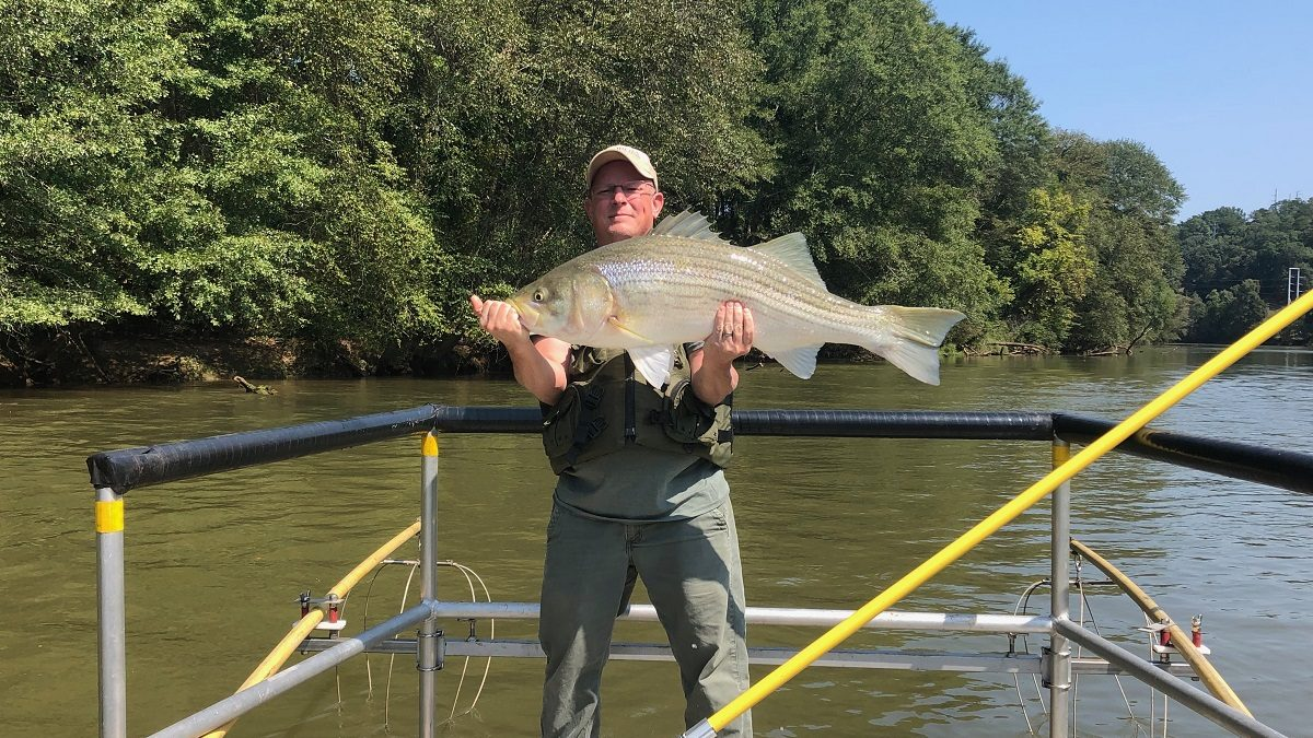 Georgia Fishing Report: September 20, 2019