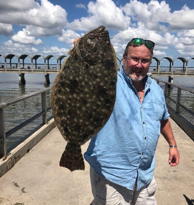 Georgia Fishing Report: September 6, 2019
