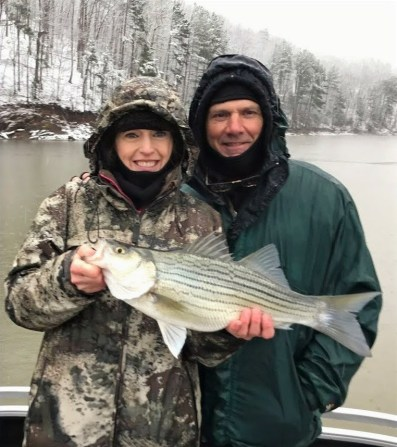 ALLATOONA REPORT HERON OUTDOOR ADVENTURES