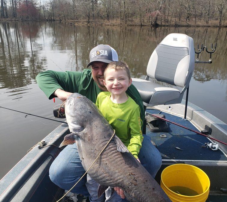 Georgia Fishing Report: March 27, 2020