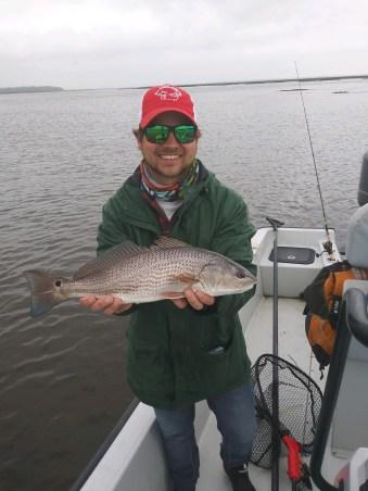 Ryan Harrell Redfish 3 20