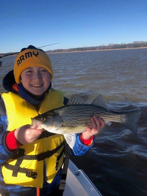 Georgia Fishing Report: December 31, 2020