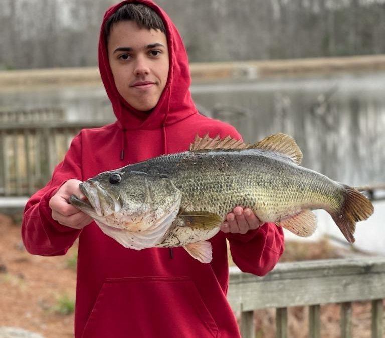 Georgia Fishing Report: February 12, 2021