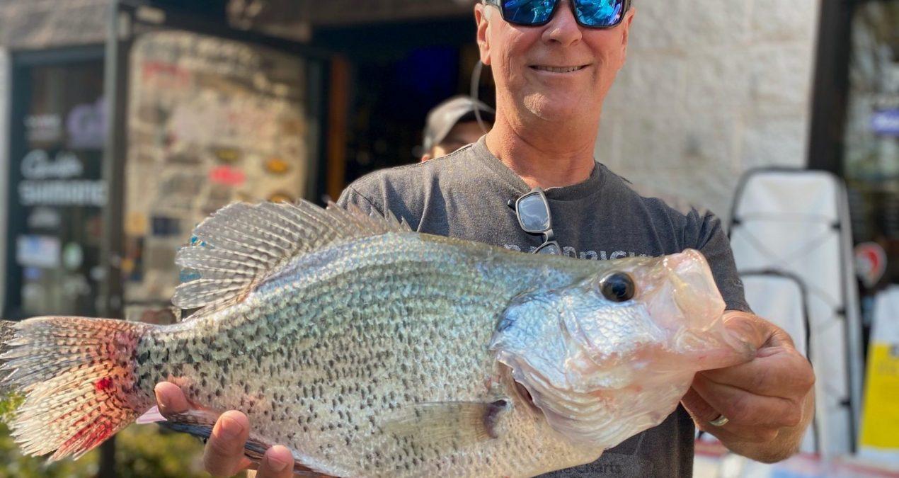 Georgia Fishing Report: April 9, 2021