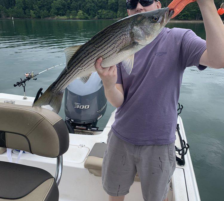 Georgia Fishing Report: June 25, 2021