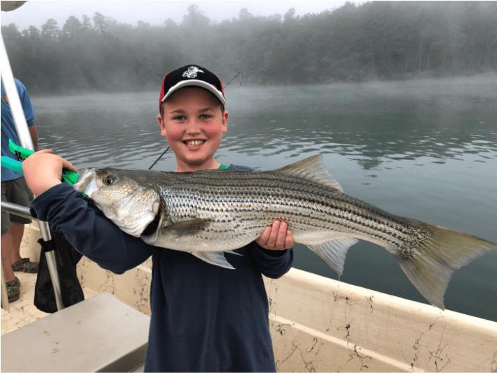 Georgia Fishing Report: August 13, 2021