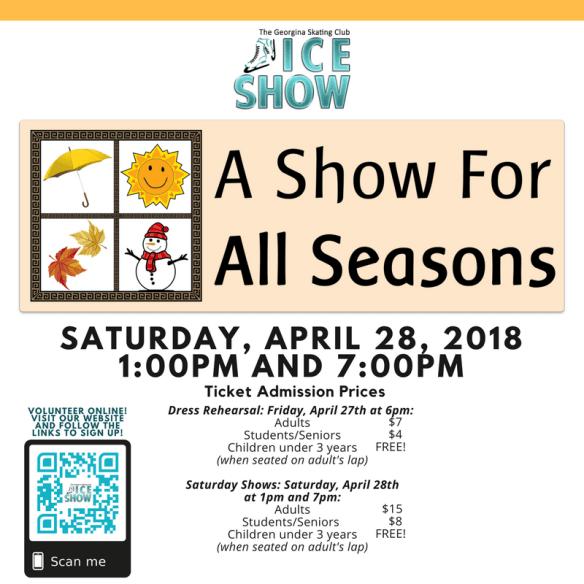 Ice Show Social Media 2018