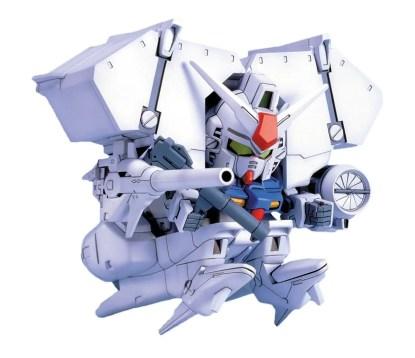 SD GENERATION-F 1/144 GUNDAM RX-78GP03D - Nº 207