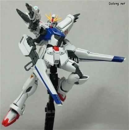 HGUC 1/144 F91 GUNDAM F91 - Nº 167