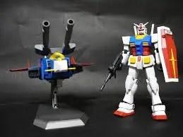 HGUC 1/144 G-ARMOR G-FIGHTER + RX-78-2 GUNDAM - Nº 050