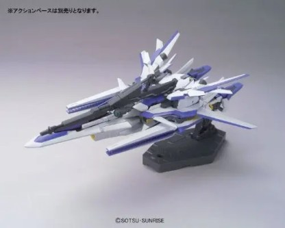 HGUC 1/144 MSN-001X GUNDAM DELTA KAI - Nº 148