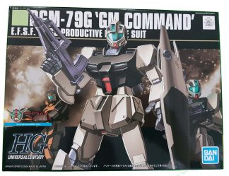 HGUC 1/144 RGM-79G GM COMMAND - Nº 046
