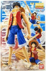MG 1/8 FIGURE RISE ONE PIECE MONKEY D LUFFY