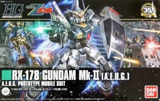 HGUC 1/144 RX-178 GUNDAM MK-II (A.E.U.G.) - Nº 193