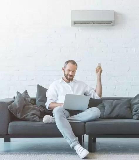 Climatisation et chauffage résidentiel ou commercial