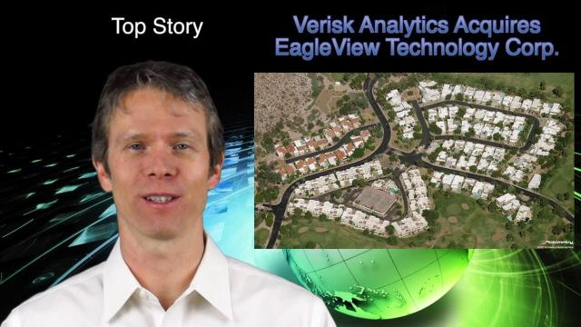 1_16 Acquisitions Broadcast (EagleView Acquired, Universe Explored, Shark Sensors and More)