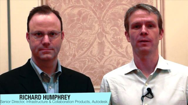 Richard Humphrey Autodesk Interview (Short Version)
