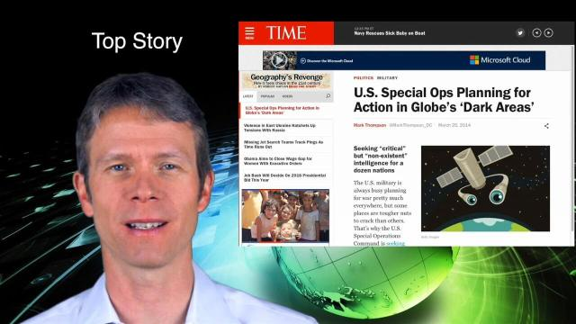 4_10 GEOINT Broadcast (Special Ops Data, New Weather Satellite, GPS III and More)