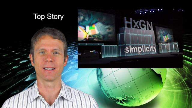 6_12 HxGN LIVE Broadcast (Conference Recap, NASA News and More)