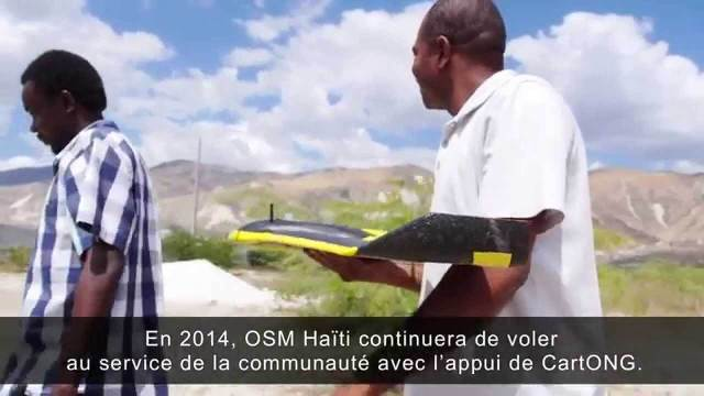 Drone Mapping Haiti (French)