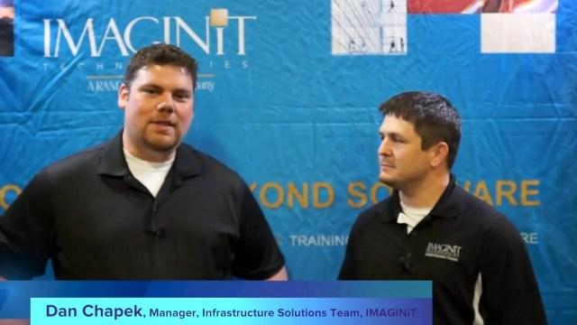IMAGINiT Helps Clients through Entire Workflow