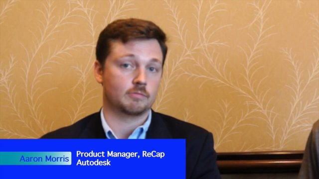 Autodesk's Aaron Morris Discusses Reality Computing