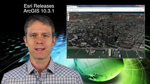 5_21 Climate Broadcast (Antarctic Ice Shelf, ArcGIS Release and More)