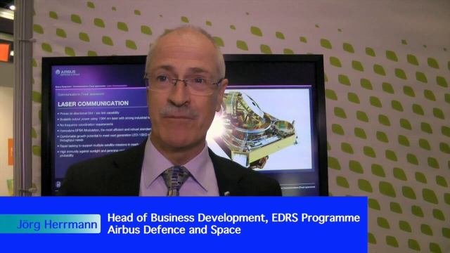 Airbus Defence and Space Brings Laser Communications to Earth Observation