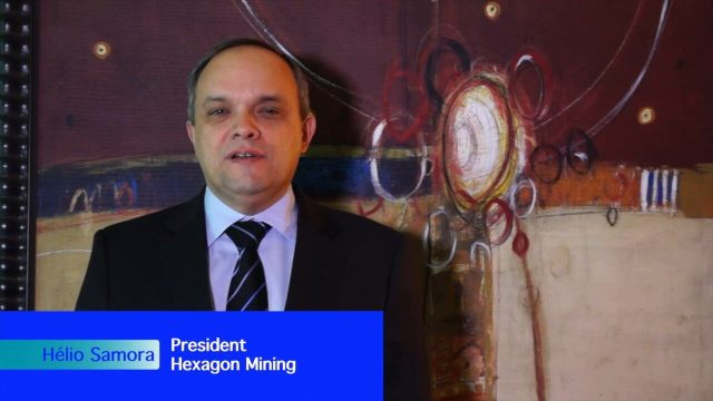 """Hexagon Mining Creating Solutions for """"Life of Mine"""""""