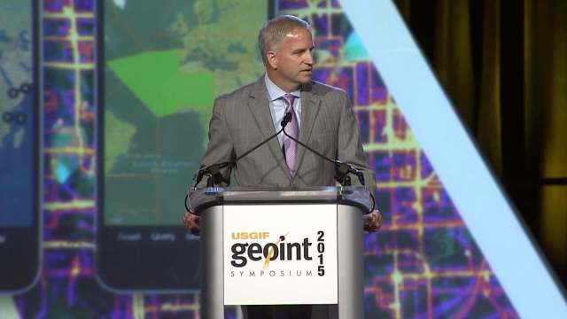 Robert Cardillo, NGA Director – Keynote Full Presentation | GEOINT 2015