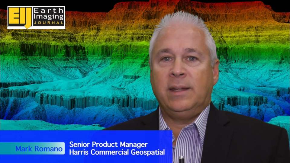Harris Geospatial's Geiger-Mode LiDAR Changing Industry